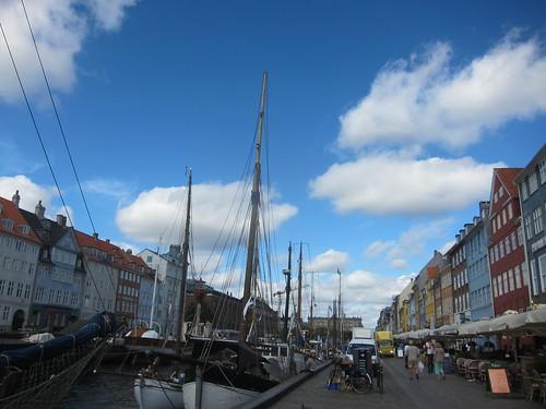 Nyhavn. Copenhague