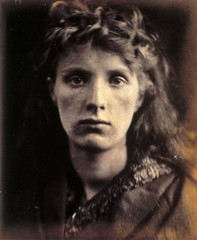 The Mountain Nymph, Sweet Liberty, 1866, by Julia Margaret Cameron