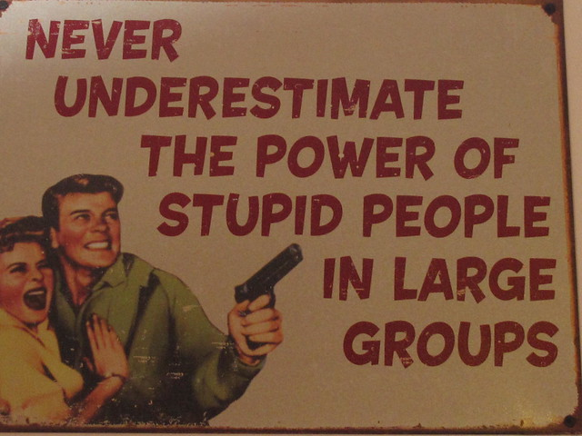Free images - How To Deal With Stupid People