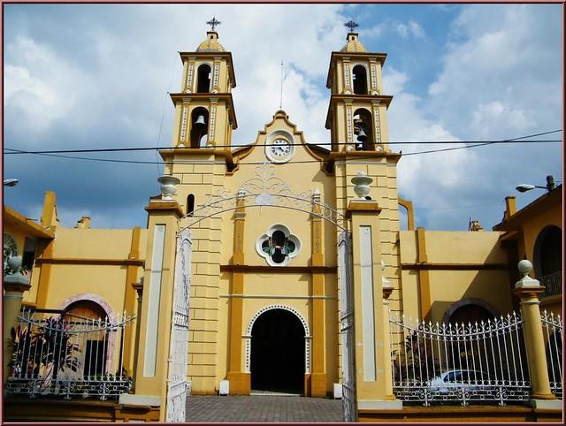 0319 Parroquia San Lorenzo Mrtir Yanga Estado de VeracruzMxico  Flickr  Photo Sharing