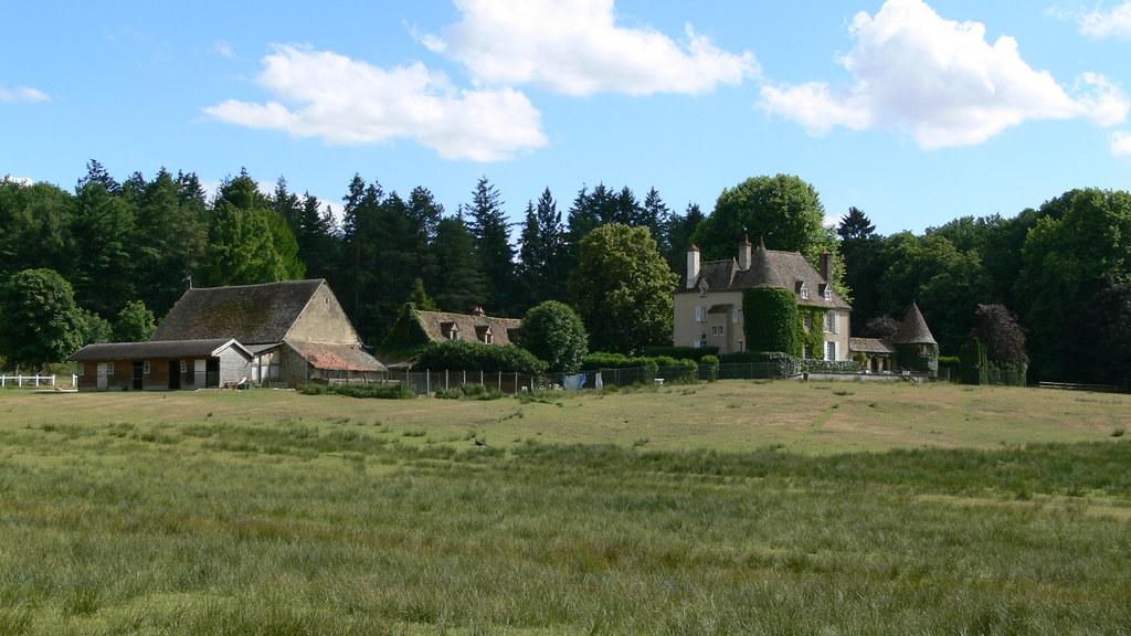 The Chateau at Parc Naturel de Boutissaint