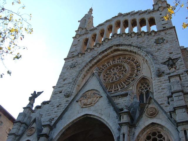 Iglesia de St. Bartomeu Soller