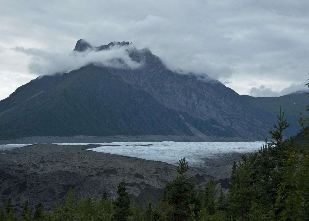 Donoho Peak and the Root Glacier