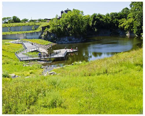 Pond - Henry Palmisano Park