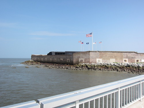 Fort Sumter 4 Aug 11 1547