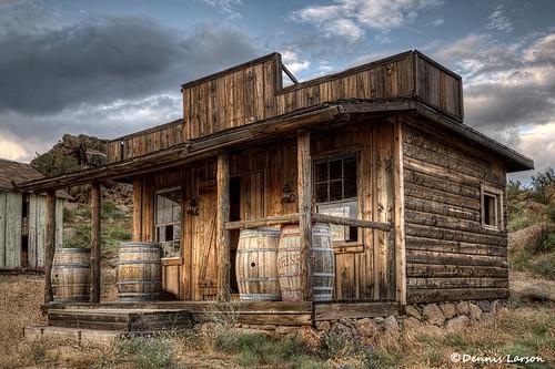 Yarnell Saloon