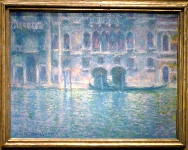 Monet National Gallery of Art Exhibit
