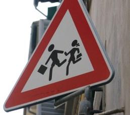 Caution, wild elopers