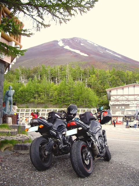 Fazers at Mt.Fuji