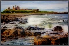 """""""Dunstanburgh Castle"""""""