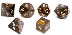 tiger eye game science rpg dice