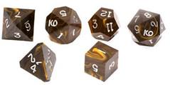 tiger eye game science rpg dice