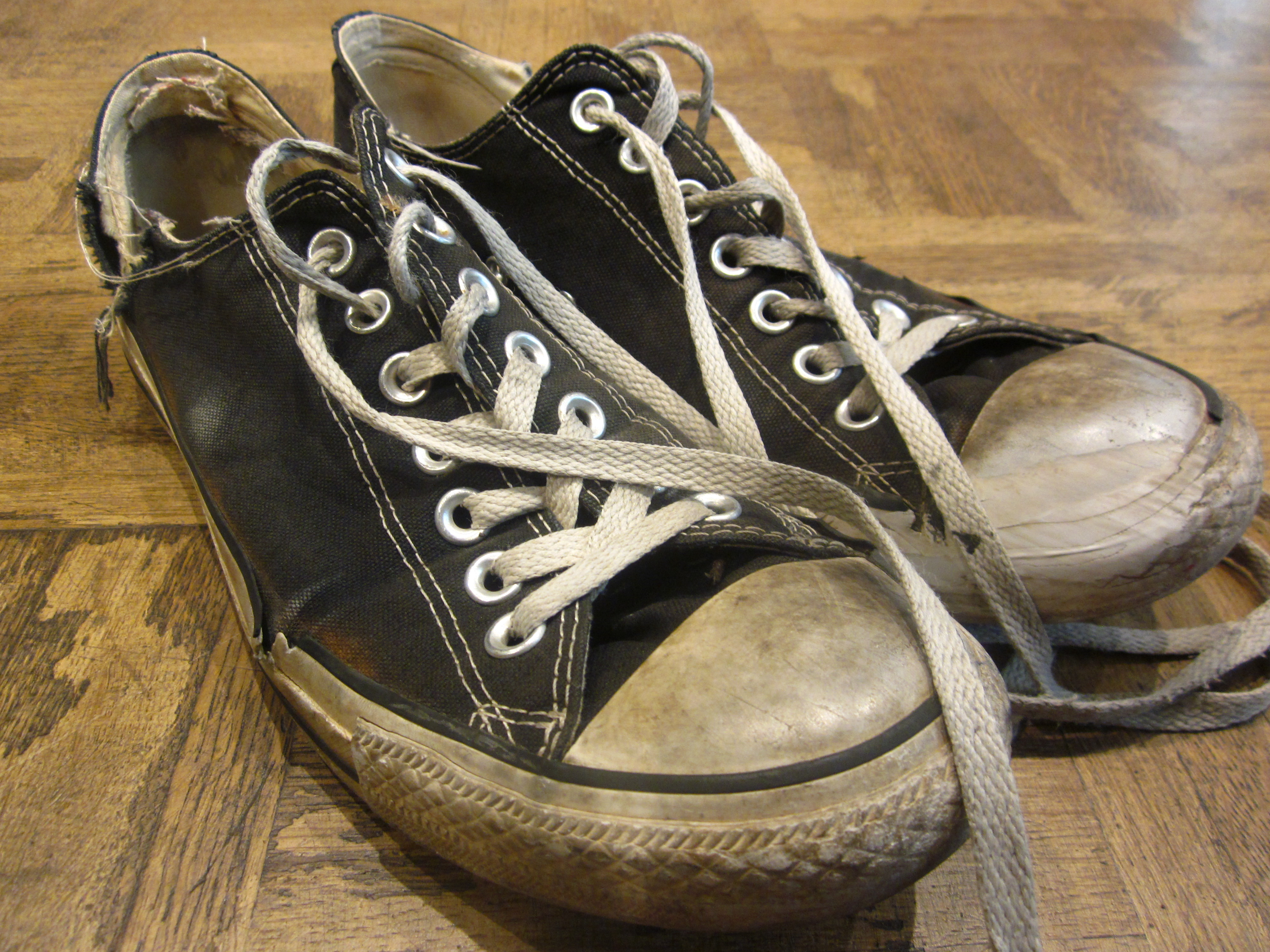 Old Converse Sneakers Flickr