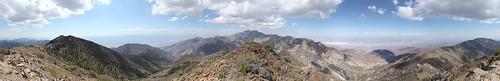 360 degrees from Sentinel Peak