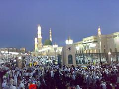 Fajr Salah - Masjid-e-Nabwi (Madina, KSA) by Hina K...