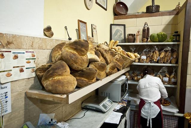 Forno di Santa Chiara in Altamura