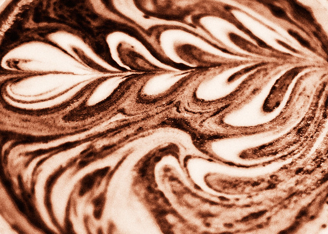 Stumptown Mocha Abstract