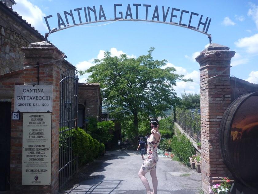 Cantina Gattavecchi Tuscany Italy