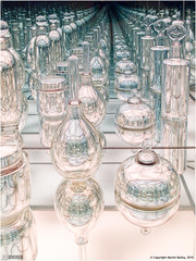 Endlessly repeating twentieth-century modernism, Josiah McElheny, 2007 (detail)