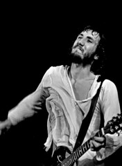 Pete Townshend, The Who, Hamburg, 1973, by Heinrich Klaffs