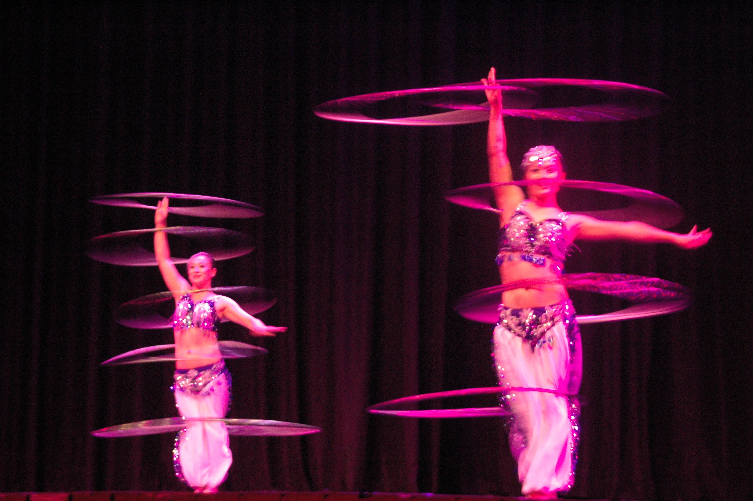 Yunan Acrobatic dance group, China