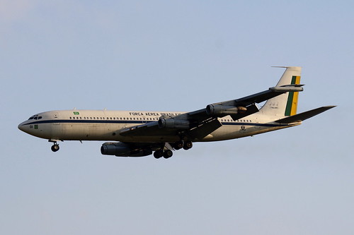 Boeing KC-137 da FAB @ SBGR