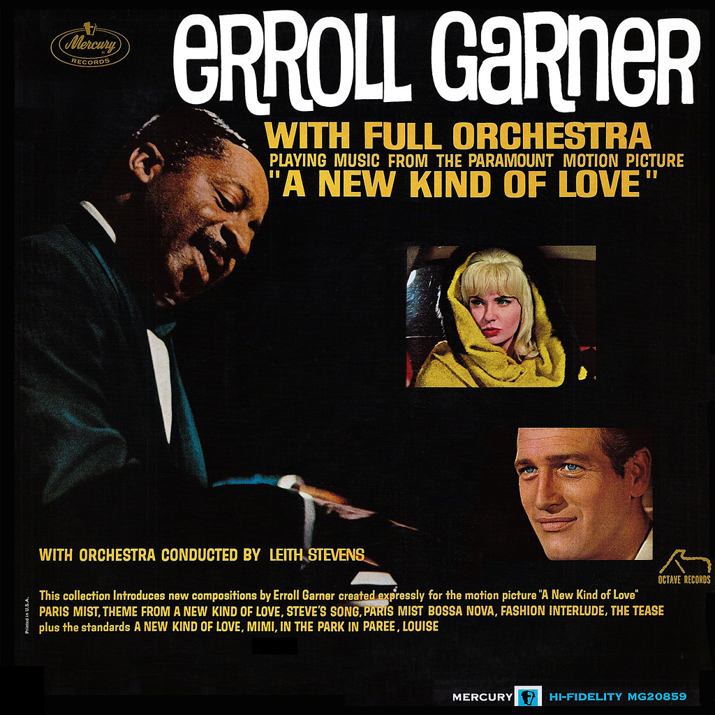 Erroll Garner - A New Kind of Love