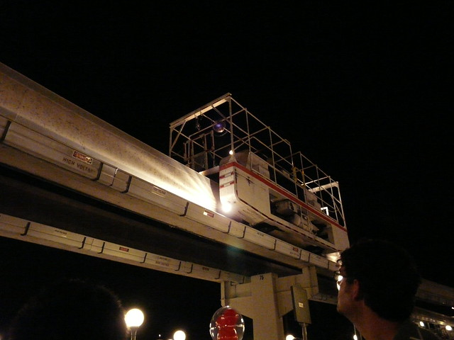 Broken Monorail