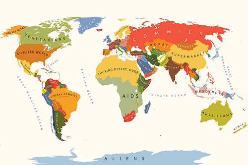 The World According to USA: The World according To Americans