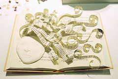 2011 Altered Books / TSCPL display