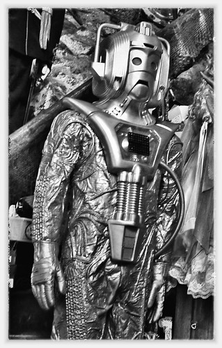 Cyberman  by BagRat