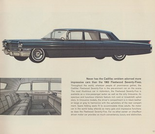 1963 Cadillac Fleetwood Seventy-Five