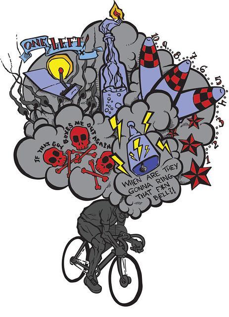Matt Lolli Illustration ArtCrank poster