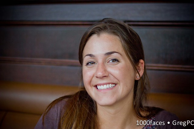 Face - @jillcp - woman at Remy's with a nice smile