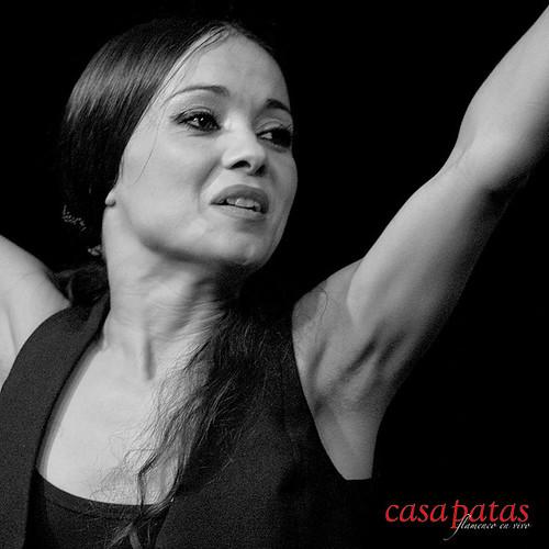 Olga Pericet: Foto: Martín Guerrero