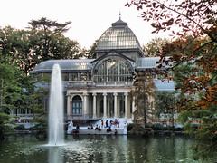 Palacio de Cristal (Madrid, España)