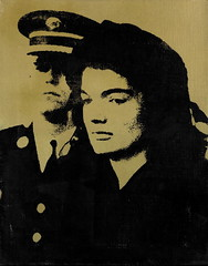 Jackie, 1964, by Andy Warhol