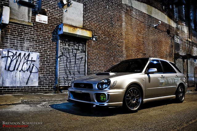 Urban Subaru