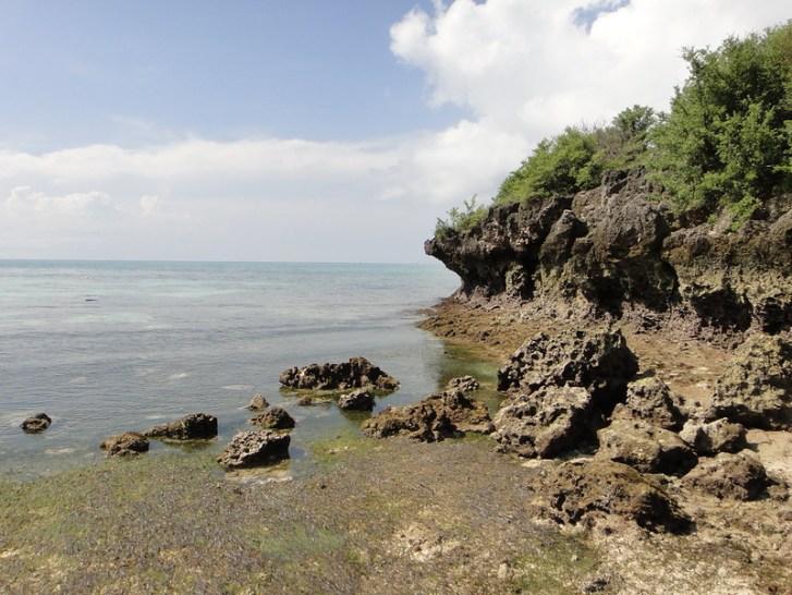 Beach at Tepanee Beach Resort, Malapascua