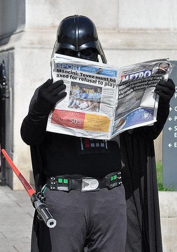 News From The Dark Side
