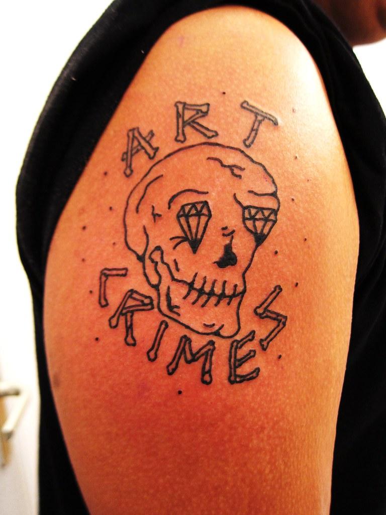 Art crimes