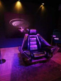 Klingon Chair - Star Trek   bgP1000681   By: eileenludwig ...