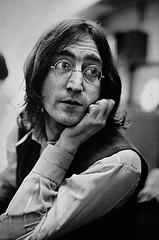 John Lennon by pmtape
