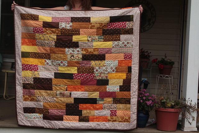 Back to School Harvest Quilt
