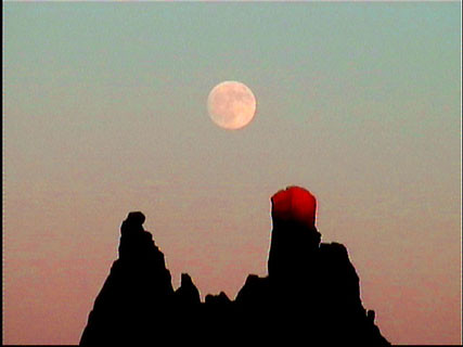 monument valley luna