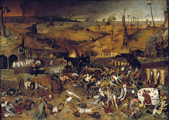 The Triumph of Death, 1562, by Pieter Brueghel 'The Elder'
