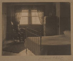 Warren S. Weiant, Jr in Bedroom, Newark, Ohio, 1904, by Clarence H. White