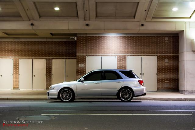 WRX Wagon