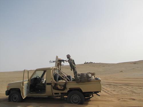110923 Sahel states appeal for counter-terror assistance | بلدان الساحل تطلب المساعدة لمواجهة الإرهاب | Les Etats du Sahel demandent une assistance dans la lutte contre le terrorisme