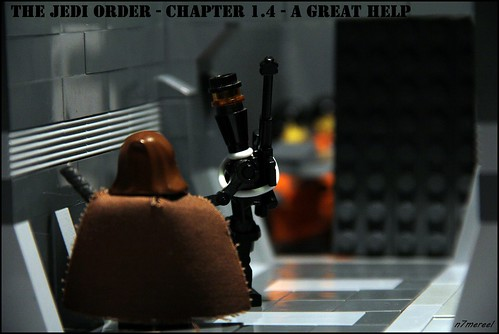 The Jedi Order - Chapter 1.4 - A great Help